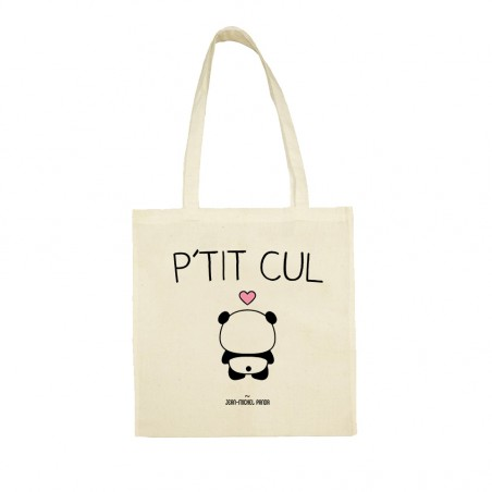 Tote bag - P'tit Cul