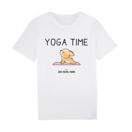 Tshirt Homme - Yoga time