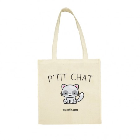 Tote bag - P'tit chat