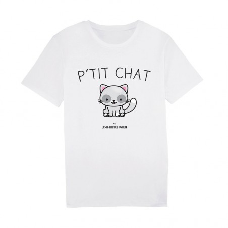 Tshirt Homme - P'tit chat