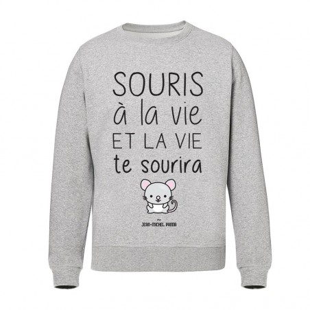 Sweat Unisex - Souris à la...