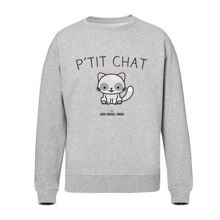 Sweat Unisex - P'tit chat