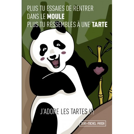 Affiche - Plus t'essaies de...