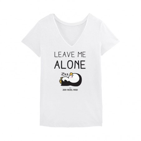 Tshirt Femme - Leave me alone