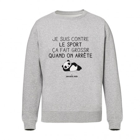 Sweat Unisex -Je suis...